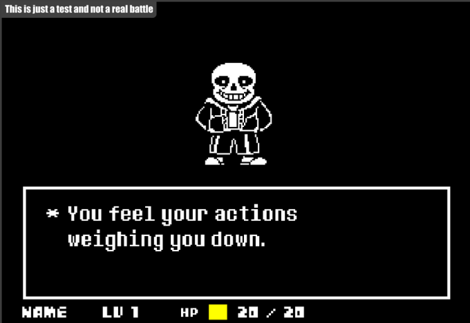 Undertale: The Second Chance