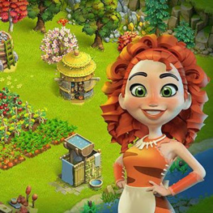 Family Age prehistoric farm sim