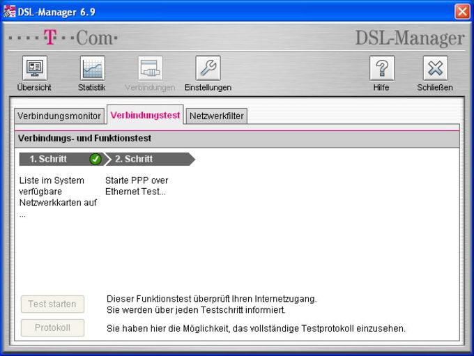 T-DSL-Manager