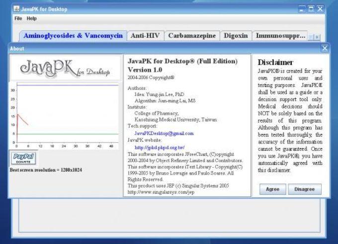 JavaPK for Desktop