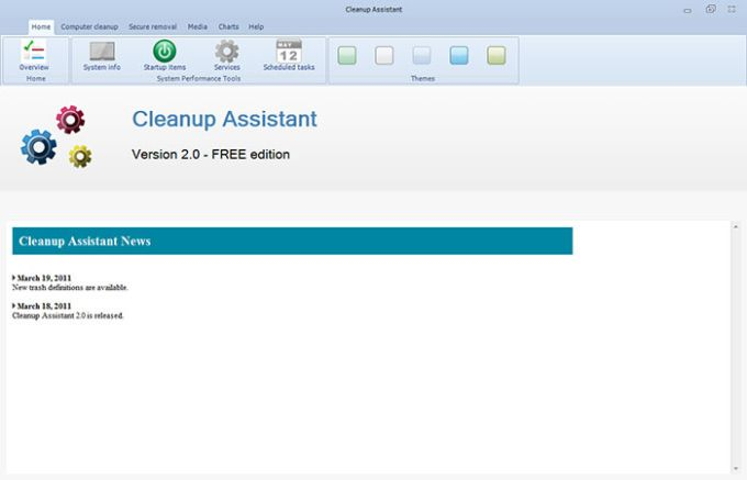 Cleanup Assistant