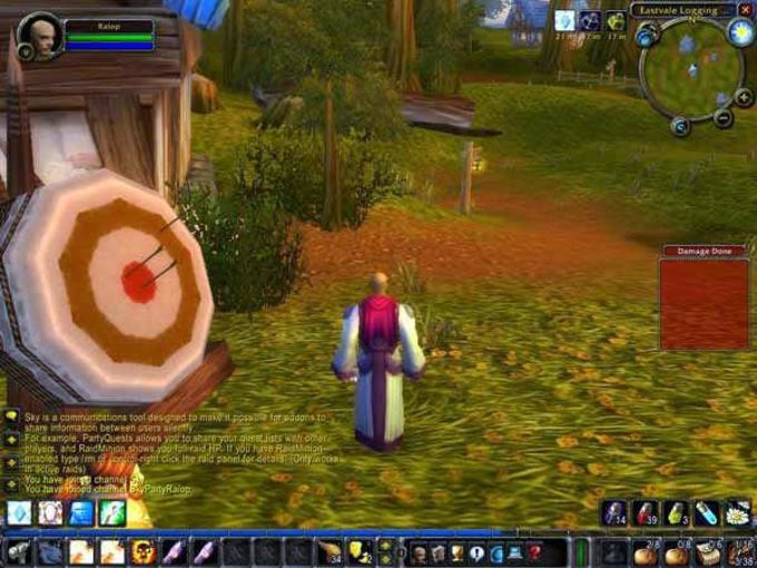 World of Warcraft Cosmos