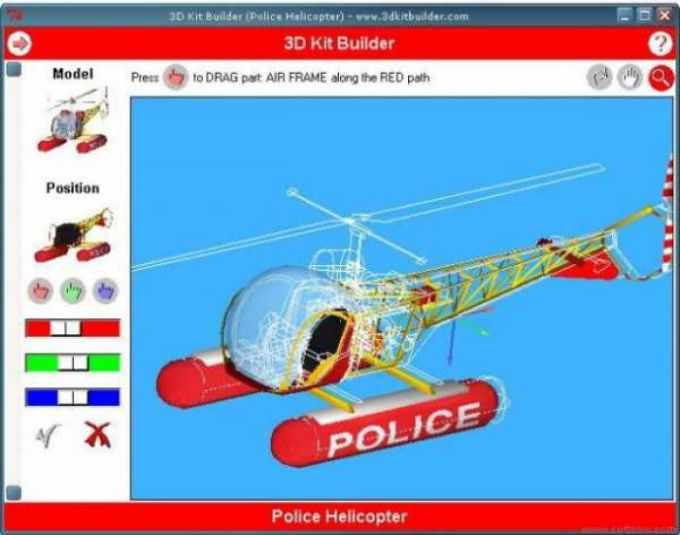 3D Kit Builder