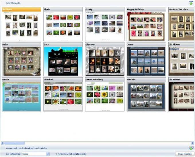 Photo! Web Album