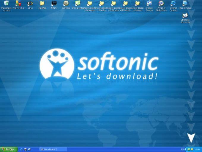 Shock Desktop