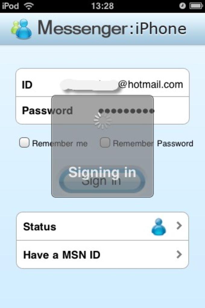 MSN aMessenger Free