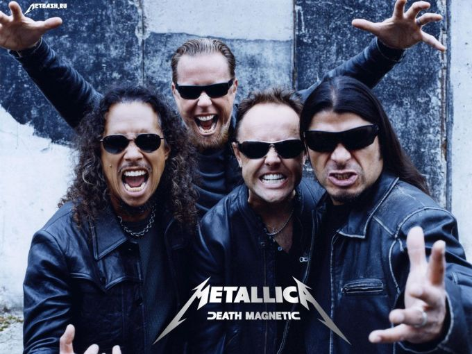 Tapeta Metallica Death Magnetic