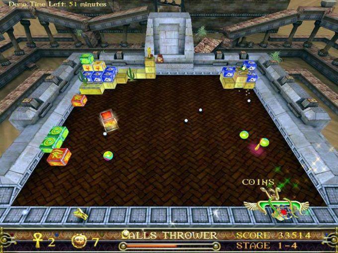 Gem Ball: Ancient Legends