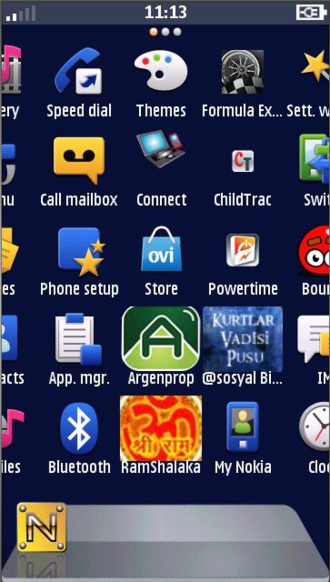 download themes apps for symbian