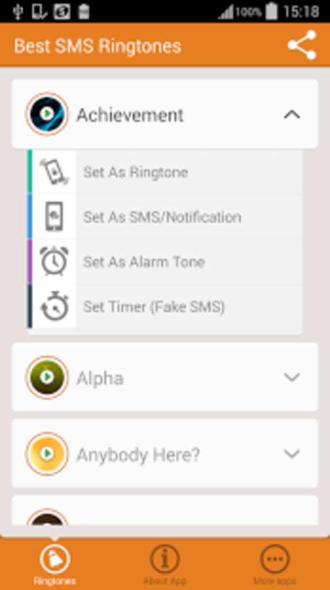 Best SMS Ringtones