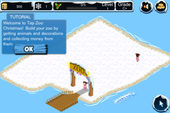 Tap Zoo: Christmas