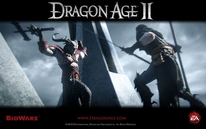 Dragon Age II Wallpaper Pack