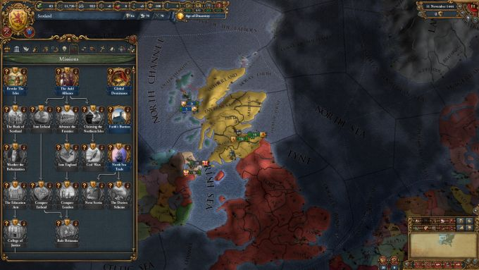 Immersion Pack - Europa Universalis IV: Rule Britannia