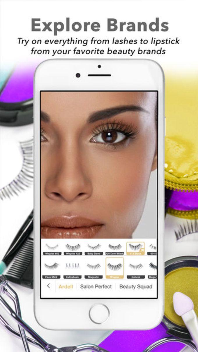 Perfect365: 高性能メーキャップ ソフト
