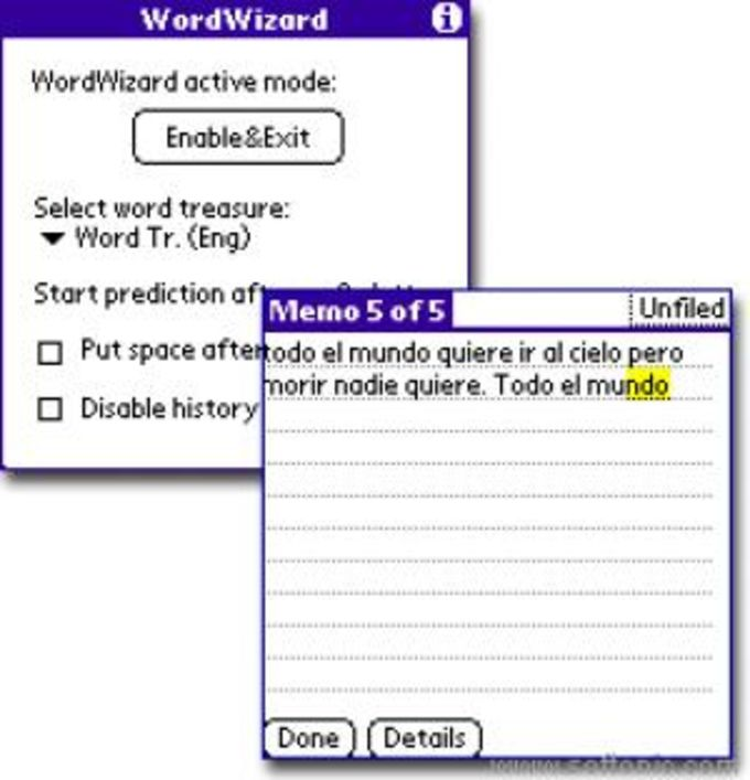 WordWizard Spanish