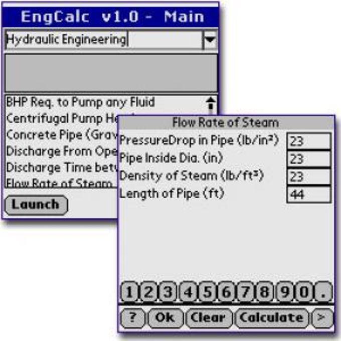 EngCalc (Hydraulic)