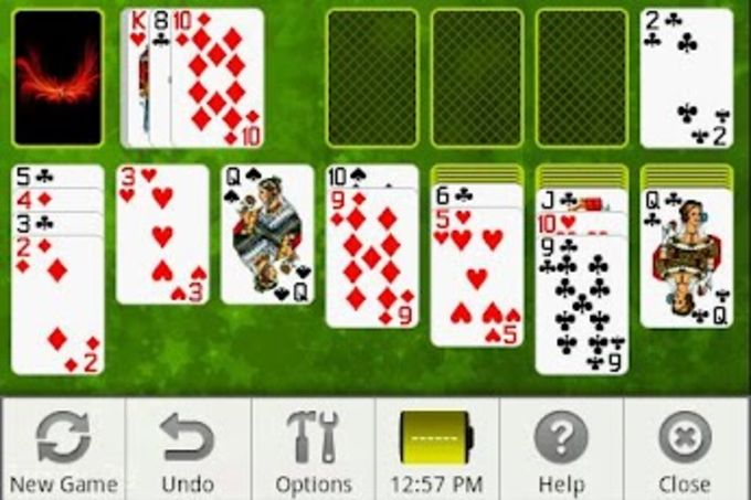 Klondike Solitaire - Download PC Game Free