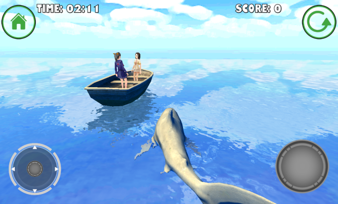 Shark Simulator