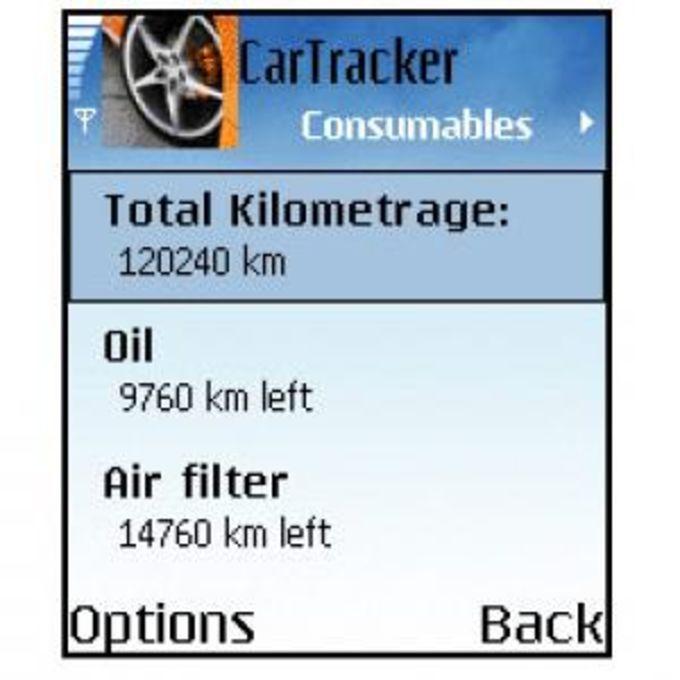 CarTracker
