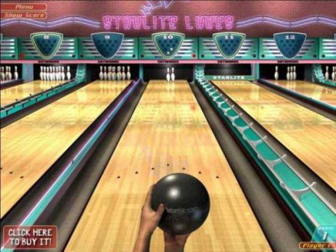 Ten Pin Championship Bowling