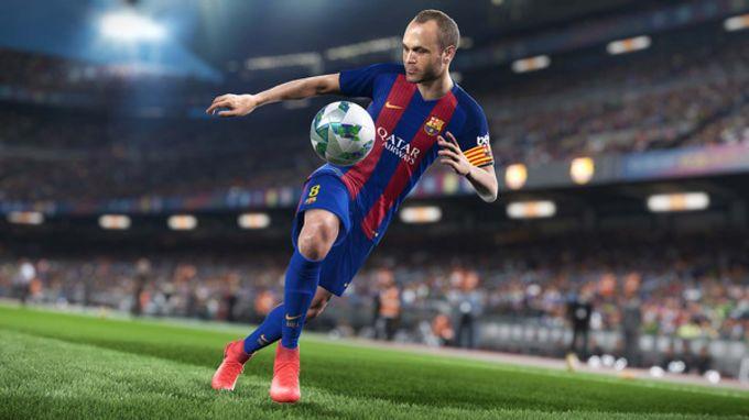 Pro Evolution Soccer 2018