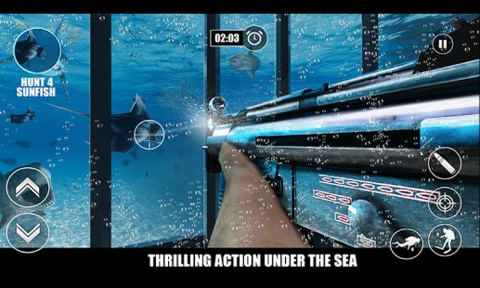 Ultimate Shark Sniper Hunting