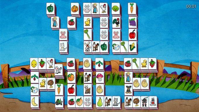 Barnyard Mahjong Free for Windows 10