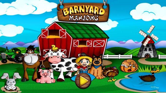 Barnyard Mahjong Free für Windows 10