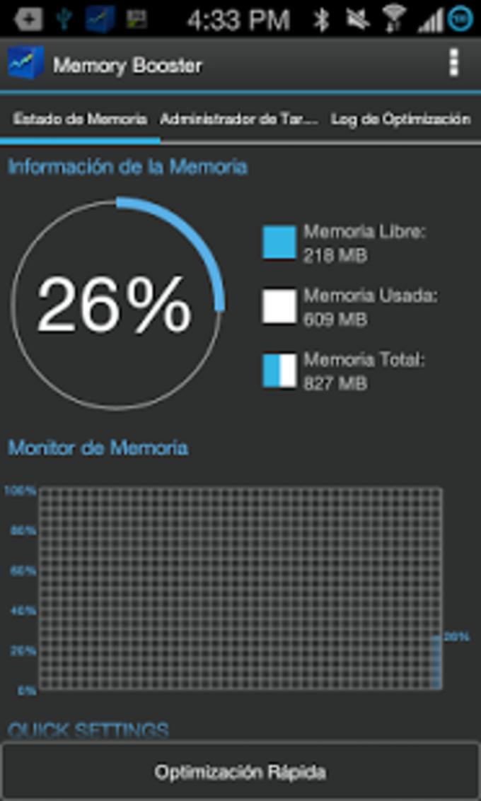 Acelerador de Memoria
