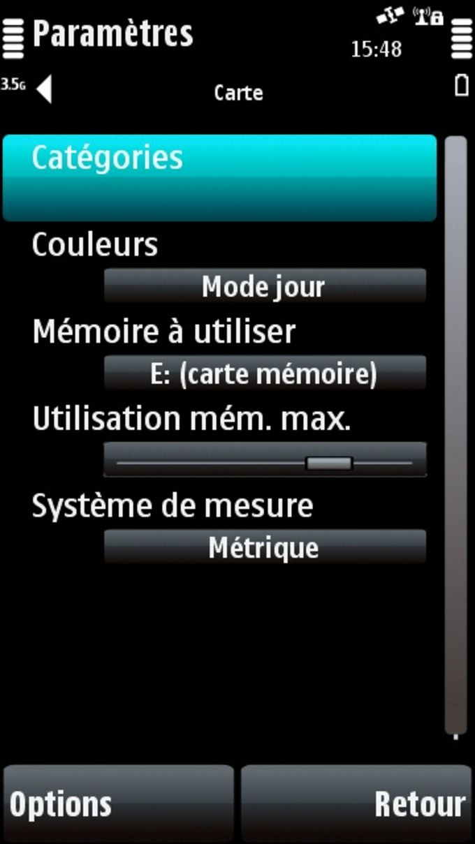 Nokia Ovi Cartes (Nokia Ovi Maps)