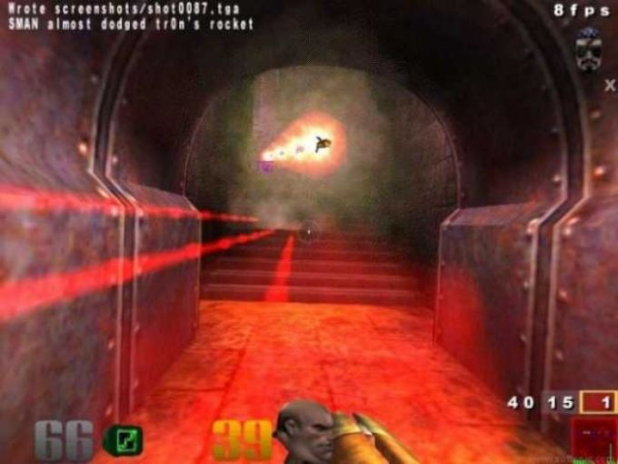 Excessive Overkill for Quake III Arena