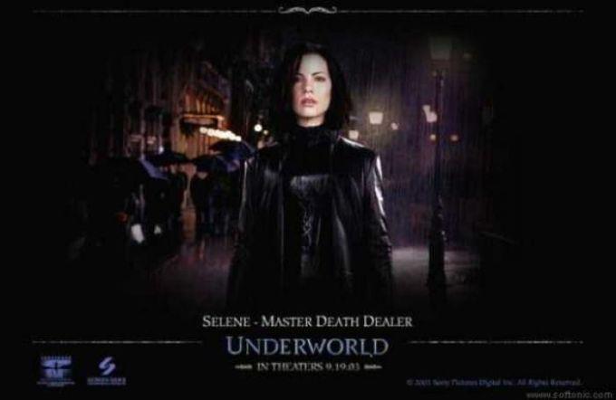 Underworld Screensaver