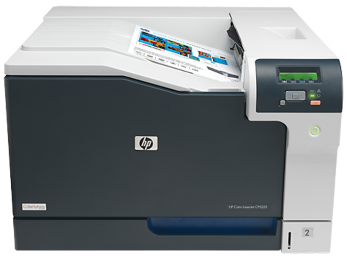 HP Color LaserJet Professional CP5225 Printer series drivers