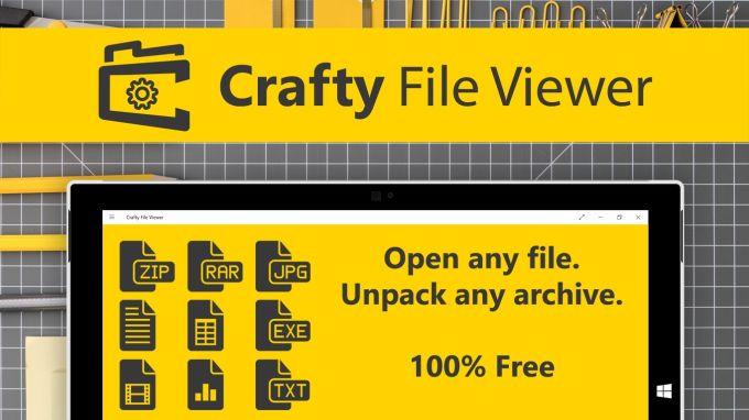 Crafty File Viewer
