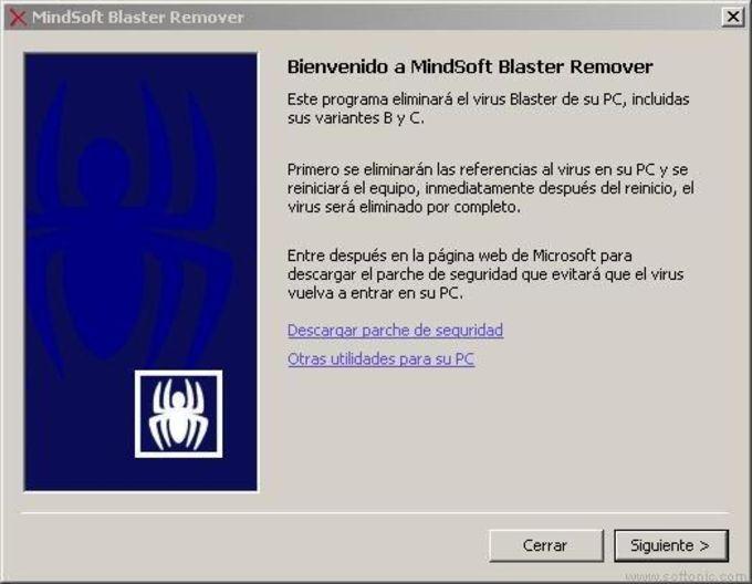 MindSoft Blaster Remover