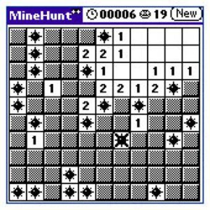 MineHunt++