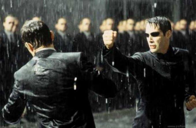 The Matrix Revolutions Trailer
