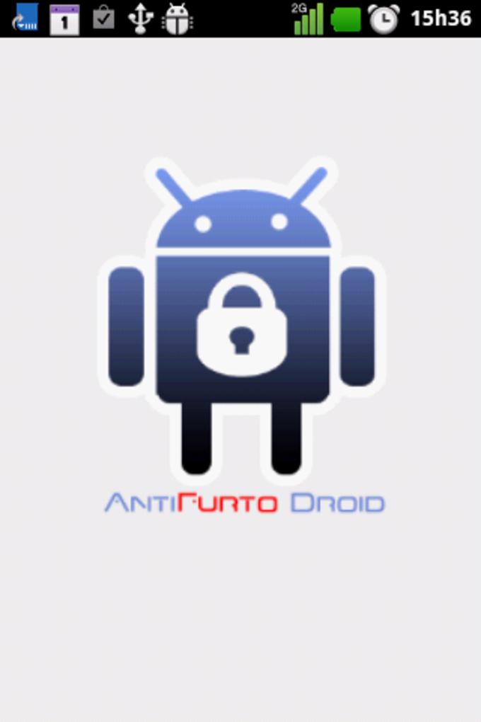 Anti Furto Droid SMS