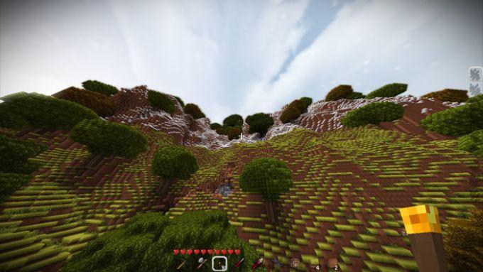 Terasology Download - Minecraft bit spiele