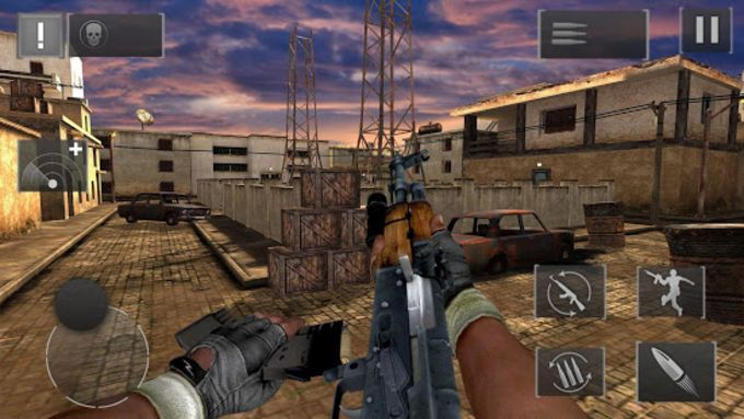 Army Shooter : Military Shooting Games for Android - Download