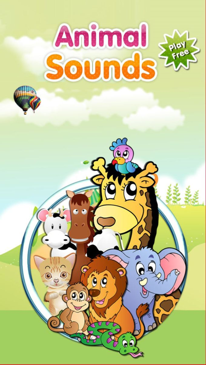 Animal Sounds Play Free (Game)