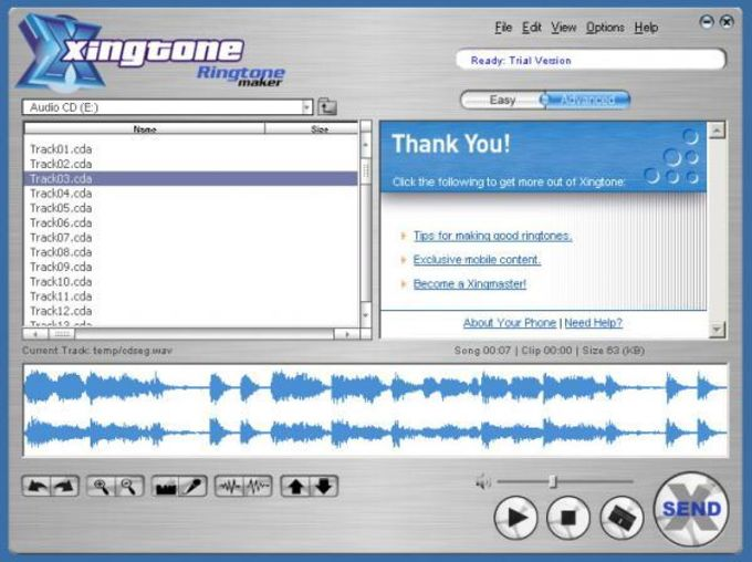 Xingtone Ringtone Maker
