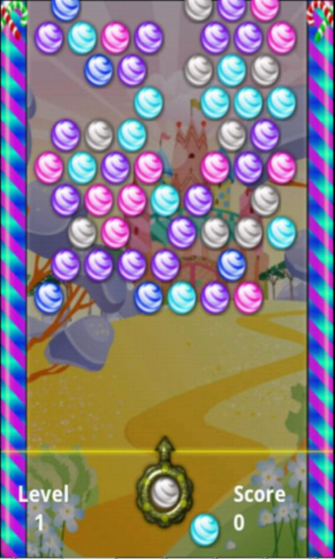 Candy Bubble Shoot