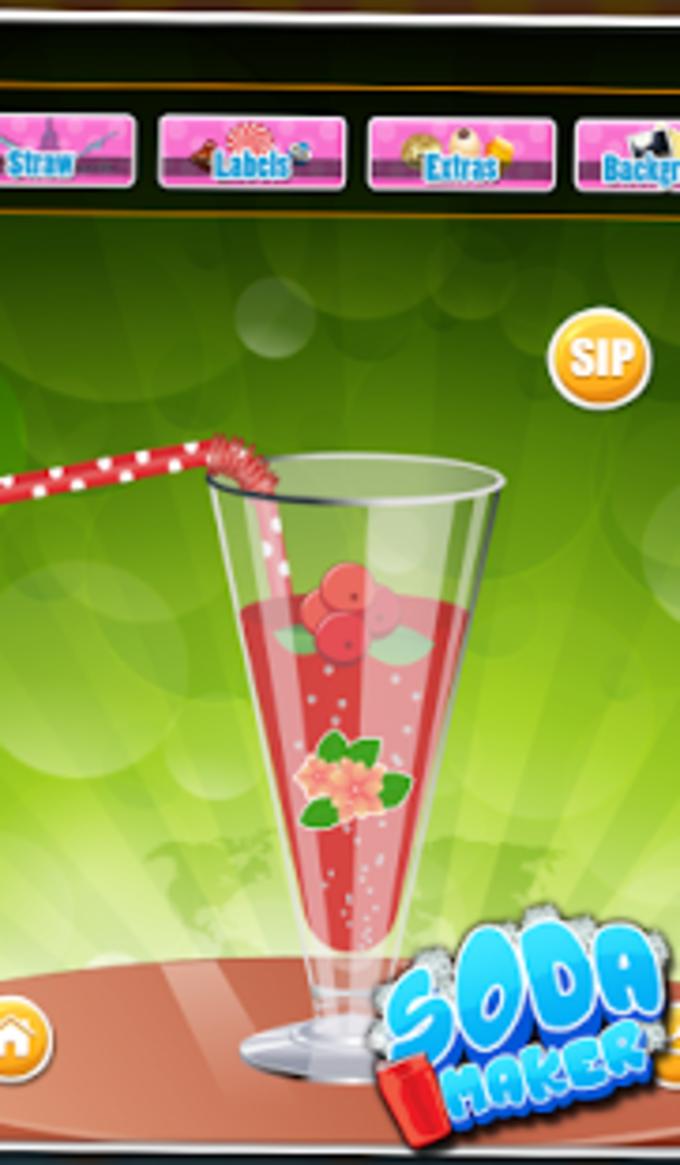 Soda Maker - Juego de niños pa