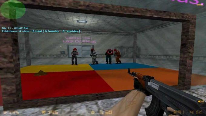 Jailbreak Mod for Counter Strike 1.6