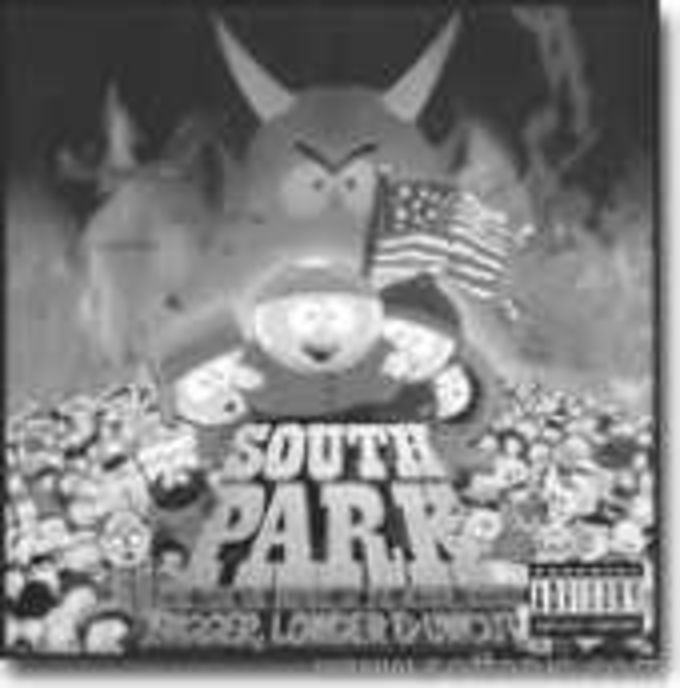South Park Logo Hack