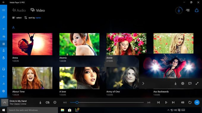 Media Player S PRO