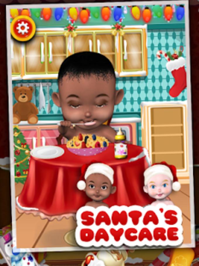Cuidado Día Diversión de Santa