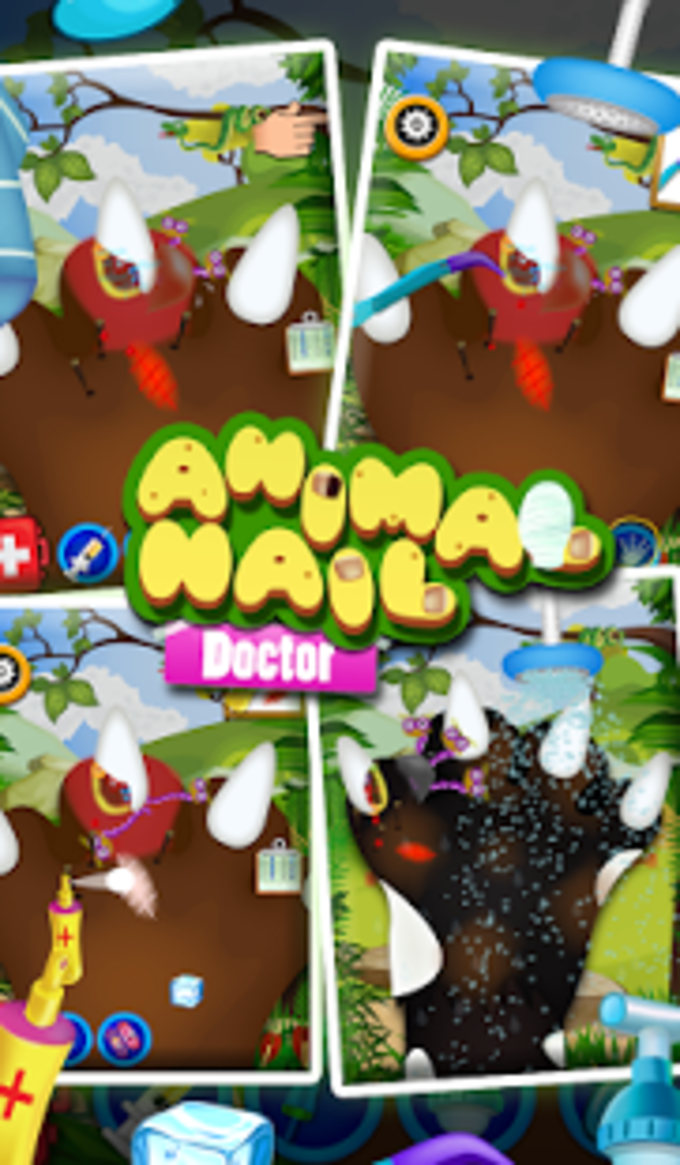 Animal Clavo Doctor