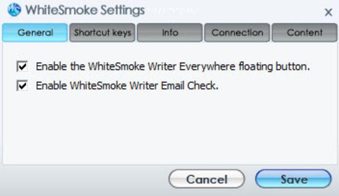 WhiteSmoke Writer